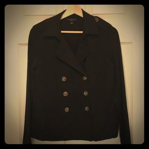 Banana Republic Jacket, Black, Size Small